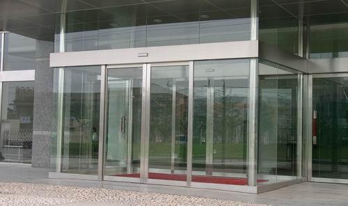 上海自动感应门安装